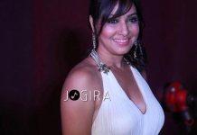 Pakhi Hegde in bhojpuri film khoon bhari maang