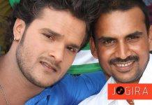 Kheshari lal and Anil Kushwaha