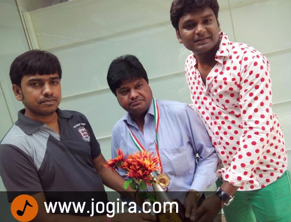 Star of Asia Award to dilip jaiswal