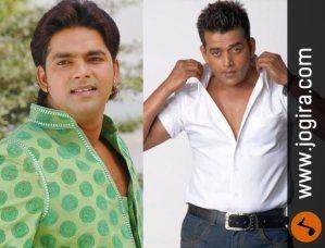 Bhojpuri Actor pawan singh and Ravi kishan
