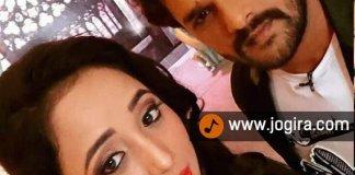 Rani Chatterjee and Khesari lal yadav reached at Comedy nights bachao