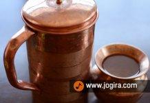 Benefits of drinking water in copper vessel