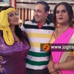 Khesari lal and Sweety chhabra in Bhojpuri film