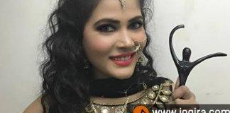 Bhojpuri actress Seema singh