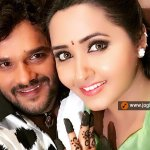 Kajal raghwani and Khesari lal