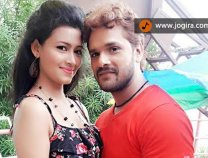 khesari lal and trisha khan