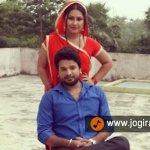 Priyanka pandit and Ritesh pandey