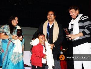 asmita sharma in patna film festival
