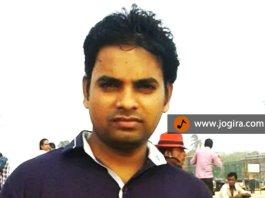 bhojpuri writer ghanshyam prajapati