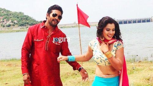 yash mishra in bhojpuri movie