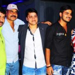 bhojpuri film producer mdhuvendra rai birthday party hd wallpaper