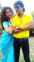 first time bhojpuri actress poonam dubey and satendra singh will share screen