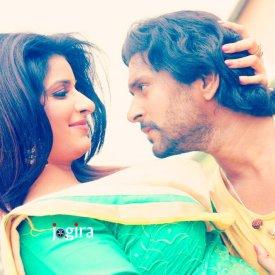 hot bhojpuri actress poonam singh and yash kumar