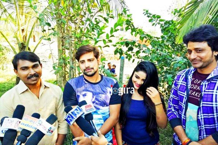 rakesh mishra in bhojpuri film radhe rangeela