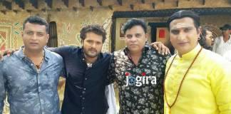 भोजपुरी फिल्म निर्माता प्रदीप सिंह