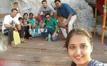 kajal raghwani family photo
