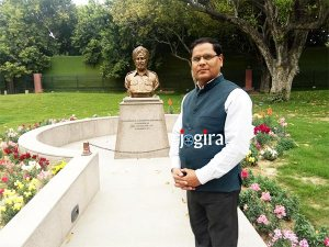रमा शंकर तिवारी जी
