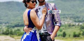 गौरव झा और पूनम दुबे ने शुरू की फिल्म हिम्मत की शूटिंग