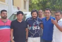 Bhojpuri Cinema : प्रिंस सिंह राजपूत की फिल्म नरसिम्हा की शूटिंग