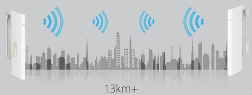 TP-Link CPE220 13km+ Wireless Data Transmission