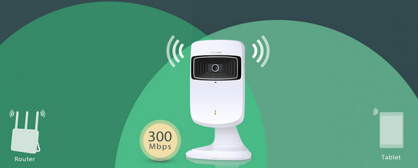 TP-Link NC200 300MBPS WIRELESS