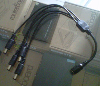 Kabel Power DC Cabang 4 02