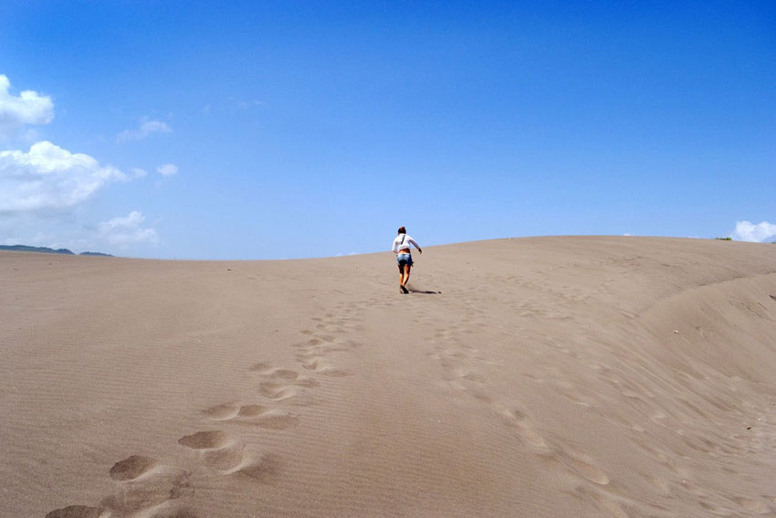 Image result for toes in sand dunes