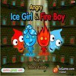 Jogos do Fogo e da Água 7 Angry Birds