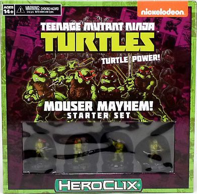 Teenage Mutant Ninja Turtles. Mouser Mayhem!