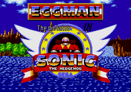 Eggman the Dictator in Sonic the Hedgehog