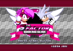 The S Factor – Sonia and Silver