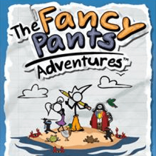 The Fancy Pants Adventures: World 1