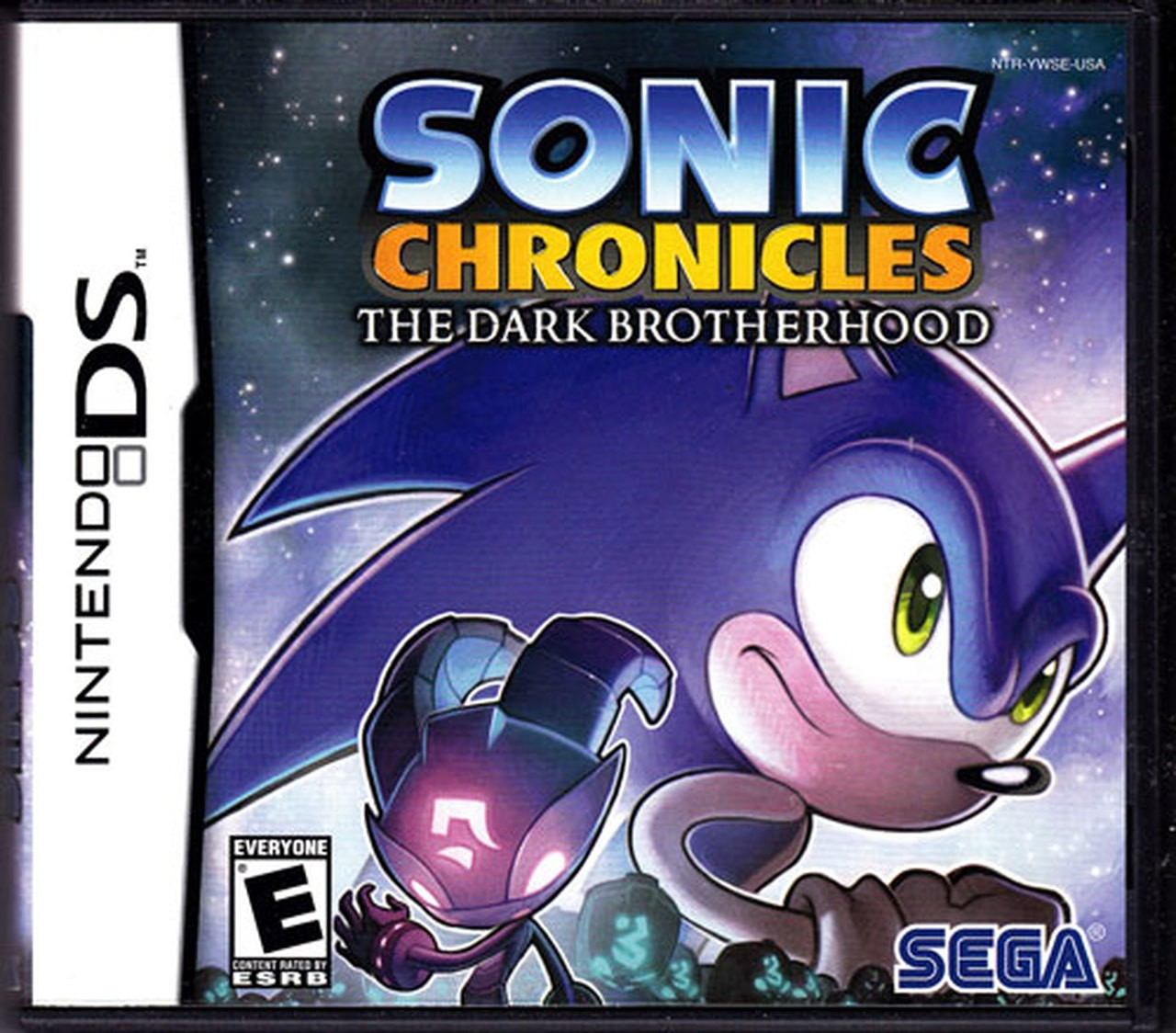 Sonic Chronicles – The Dark Brotherhood – NDS
