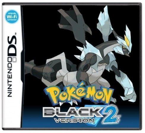 Pokemon Black Version 2 – NDS