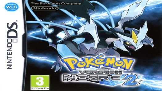 Pokemon Version Noire 2 (frieNDS)