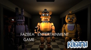 Kogama: Fazbear Entertainment Game