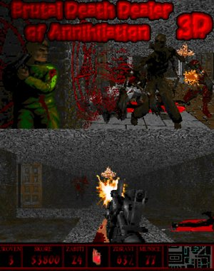 Brutal Death Dealer of Annihilation 3D