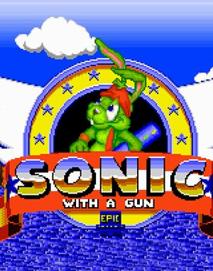 Sonic With a Gun