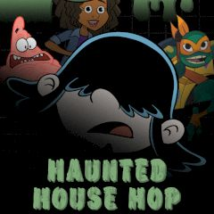Nickelodeon Haunted House Hop