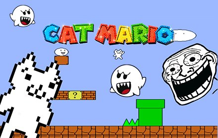 Cat Mario Unblocked