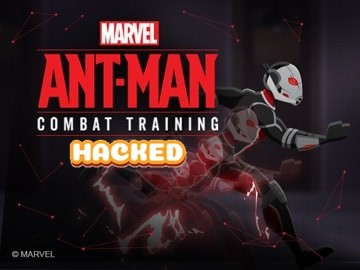 Ant-Man: Combat Training Hacked