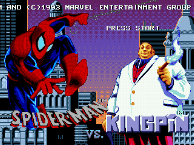 The Amazing Spider-Man vs. The Kingpin