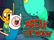 Adventure Time Break the Worm