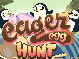 CNOS We Bare Bears: Eager Egg Hunt