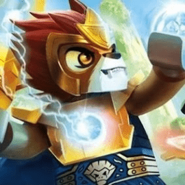 Legends of Chima: Laval Unleashed