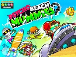Psycho Beach Mummies
