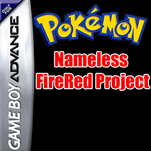 Pokemon Nameless FireRed Project