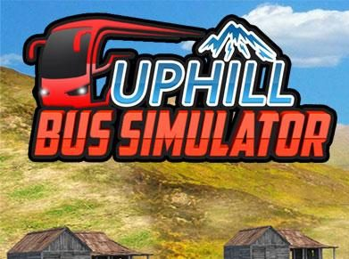 Uphill Bus Simulator 3D