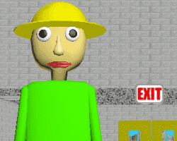 Baldi Dress Up