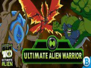 Ben 10 Ultimate Alien Warrior
